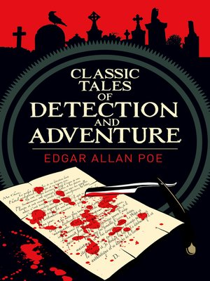 cover image of Classic Tales of Detection & Adventure