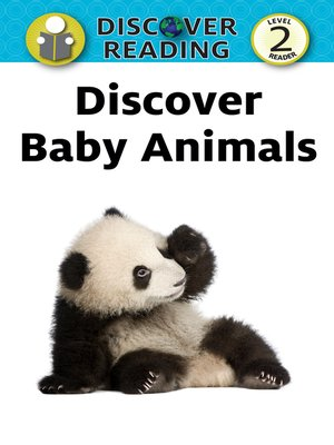 cover image of Discover Baby Animals