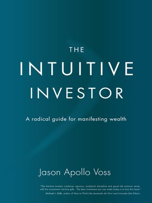 cover image of The Intuitive Investor