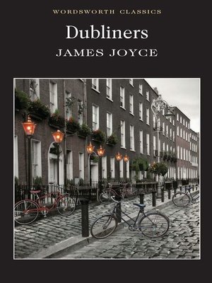cover image of Dubliners