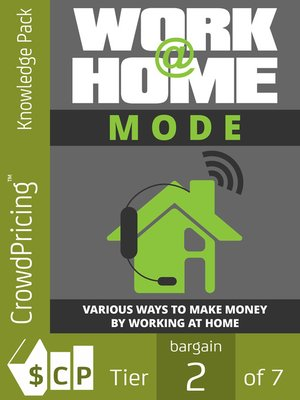 cover image of Work at Home Mode
