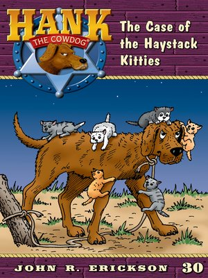 cover image of The Case of the Haystack Kitties