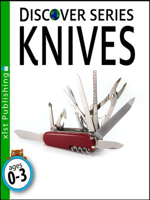 cover image of Knives