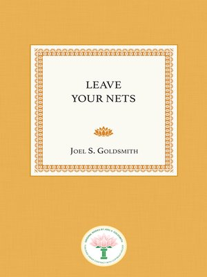 cover image of Leave Your Nets