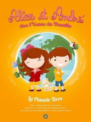 cover image of Alice et André dans l'Univers des Merveilles