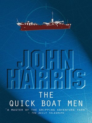 cover image of The Quick Boat Men
