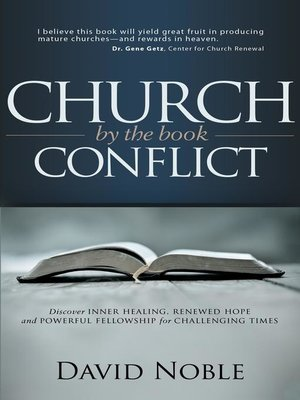 cover image of Church Conflict by the Book