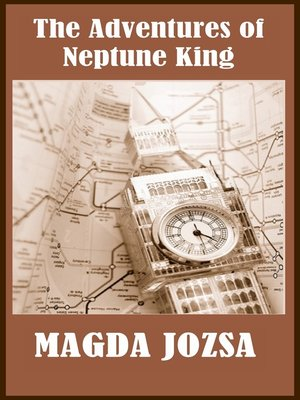 cover image of The Adventures of Neptune King