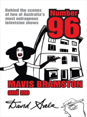 cover image of Number 96, Mavis Bramston and Me