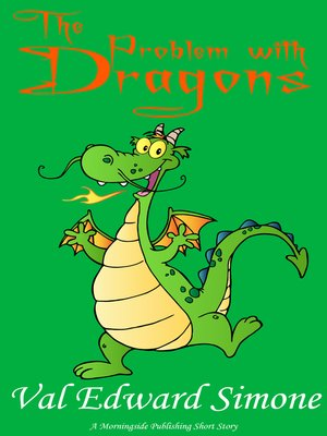 cover image of The Problem with Dragons
