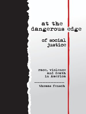 cover image of At the Dangerous Edge of Social Justice