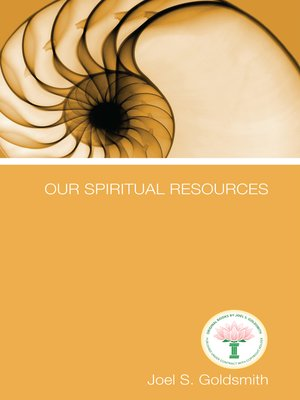 cover image of Our Spiritual Resources