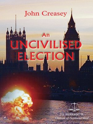 cover image of An Uncivilised Election