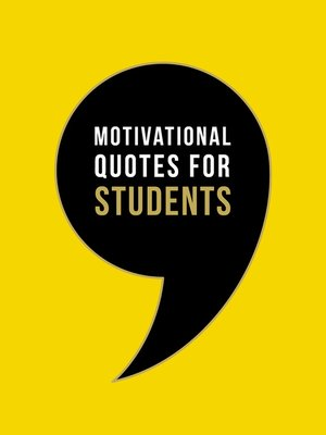 cover image of Motivational Quotes for Students
