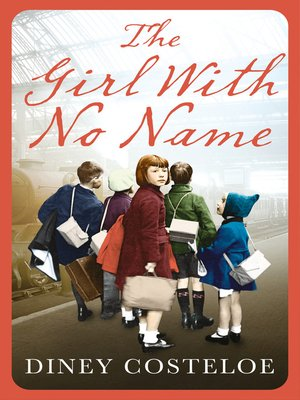 cover image of The Girl With No Name