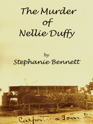 cover image of The Murder of Nellie Duffy