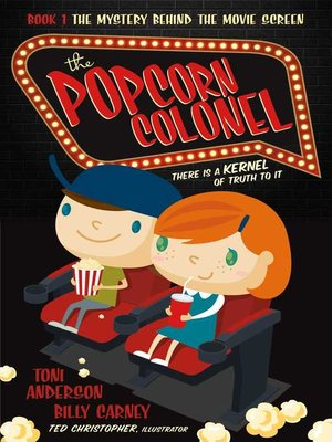 cover image of The Popcorn Colonel