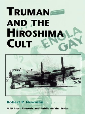 an argument for the bombing of the hiroshima by the united states What options were there for the united states regarding the atomic  a report  arguing that the first use of an atomic bomb should not be on an.