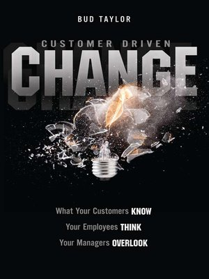 cover image of Customer Driven Change