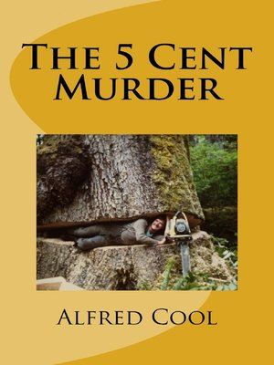 cover image of The 5 Cent Murder