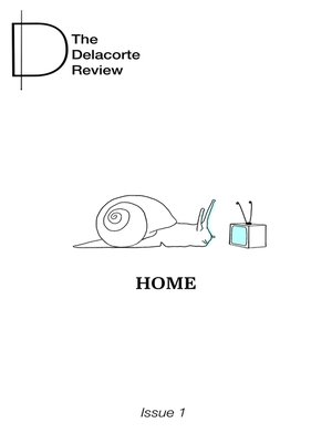 cover image of The Delacorte Review