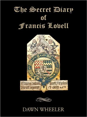cover image of The Secret Diary of Francis Lovell