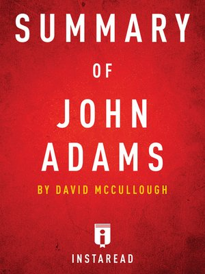 cover image of Summary of John Adams