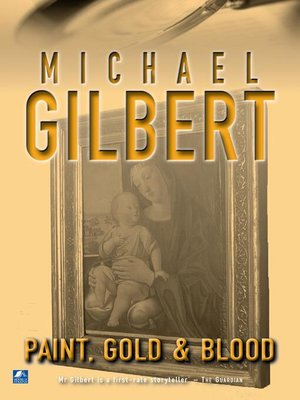 cover image of Paint Gold and Blood