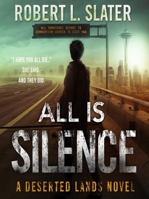 cover image of All is Silence