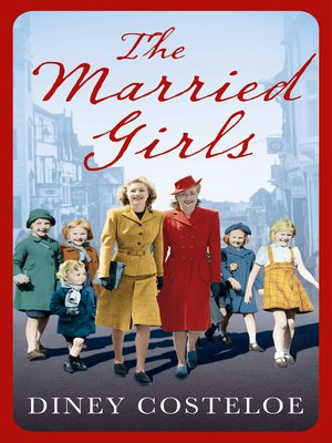 cover image of The Married Girls