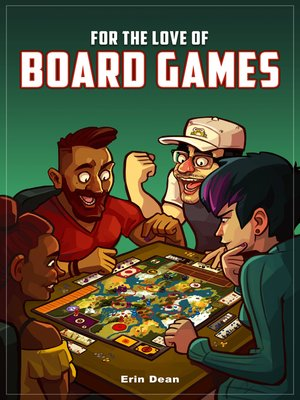 cover image of For the Love of Board Games