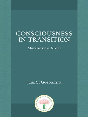 cover image of Consciousness In Transition