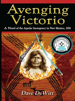 cover image of Avenging Victorio