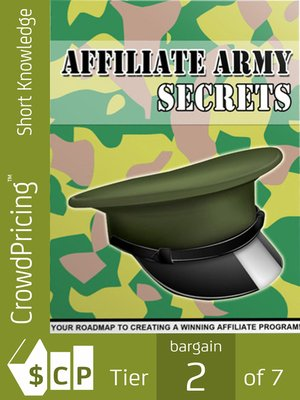 cover image of Affiliate Army Secrets