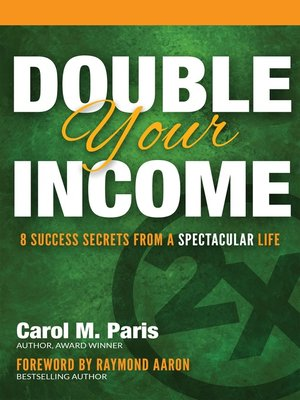 cover image of Double Your Income