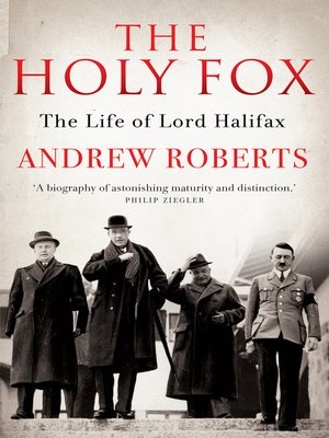 cover image of The Holy Fox