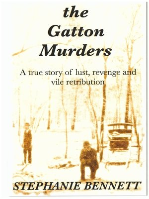 cover image of The Gatton Murders