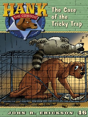 cover image of The Case of the Tricky Trap