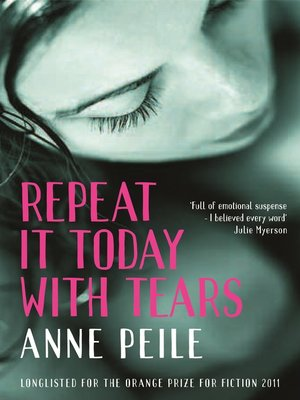 cover image of Repeat It Today With Tears