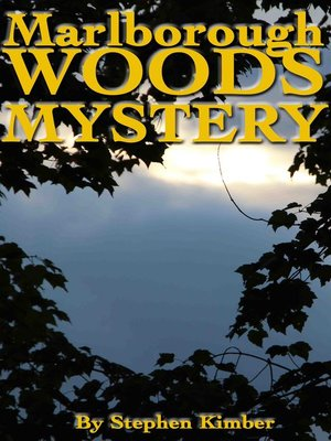 cover image of Marlborough Woods Mystery