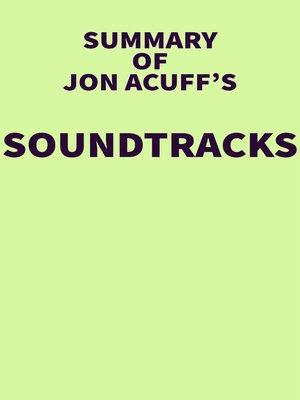 cover image of Summary of Jon Acuff's Soundtracks