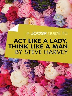 act like a lady think like a man ebook