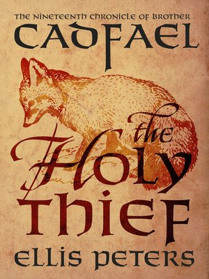 cover image of The Holy Thief