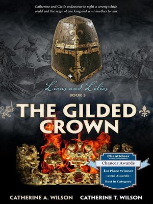 cover image of The Gilded Crown