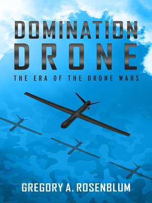cover image of Domination Drone