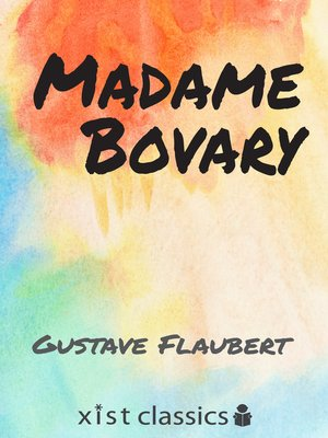 cover image of Madam Bovary