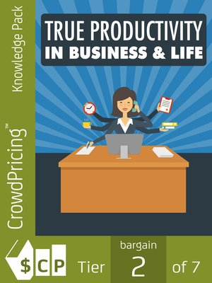 cover image of True Productivity In Business & Life