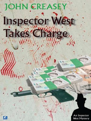 cover image of Inspector West Takes Charge