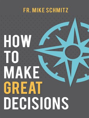 cover image of How to Make Great Decisions