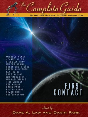 cover image of The Complete Guide to Writing Science Fiction, Volume 1